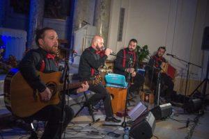 I Parafonè approdano all'istituto di cultura italiana di Marsiglia