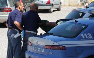 Maltrattamenti in famiglia, due persone arrestate dalla Polizia