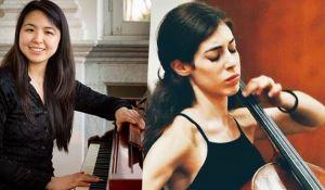 Amici della Musica, in concerto il talentuoso duo Silvia Ancarani e Ai Watanabe