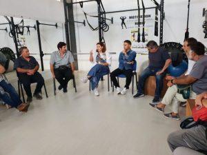 L'On. Dalila Nesci (M5S) incontra gli attivisti a Badolato