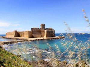 """Oltre 20.000 persone hanno visitato la fortezza di """"Le Castella"""" a Isola Capo Rizzuto"""