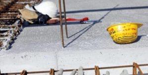 Tragico incidente in un cantiere, operaio precipita da un'impalcatura e muore