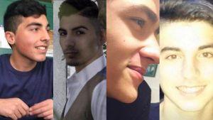 Impatto violento nella notte, perdono la vita quattro diciannovenni