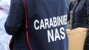 Blitz dei Nas a scuola: mensa sospesa a Soverato