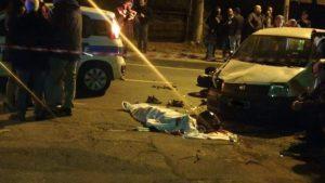 Violento scontro tra una moto e un'auto, perde la vita motociclista di 24 anni