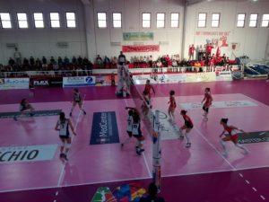Pronto riscatto del Volley Soverato, superato con grande merito il Club Italia