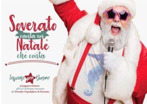 """Prima edizione dell'iniziativa benefica """"Soverato canta un Natale che conta"""""""