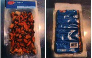 Salmonella nelle cozze sgusciate Selex. L'avviso di richiamo del Ministero della Salute