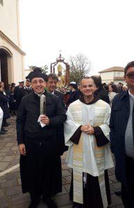 A Stalettì doppia festa per San Gregorio e per don Roberto