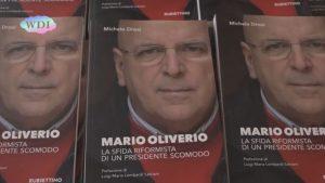 """A Catanzaro la presentazione del libro di Michele Drosi: """"Mario Oliverio, la sfida riformista di una Presidente scomodo"""""""