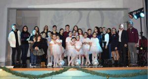 Christmas Show: grande successo per l'Istituto Coreutico Musicale di Catanzaro Lido