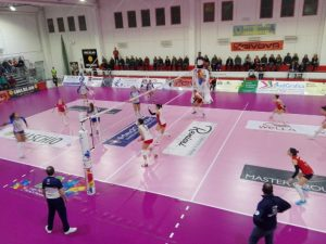 Strepitosa vittoria in rimonta del Volley Soverato contro Martignacco