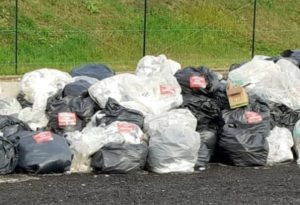 """La vergogna dei """"rifiuti non conformi"""" alla Cittadella regionale"""