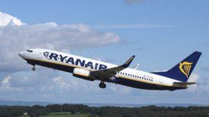 Rapporto choc, evitata la collisione in volo tra due aerei di Ryanair