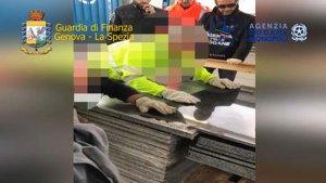 Sequestrati in Liguria 333 kg di cocaina, dietro la spedizione ci sarebbe la 'ndrangheta