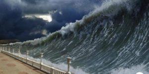 Tsunami nel Mediterraneo, un rischio incombente