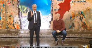 """Gettonopoli, Catanzaro di nuovo protagonista a """"Non è l'Arena"""" su La7"""