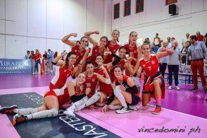 """Volley Soverato: al via """"pool promozione"""" contro il Cus Torino"""