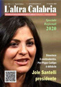 Calabria, sanità in disarmo. Appello dello scrittore Gangemi alla governatrice Santelli