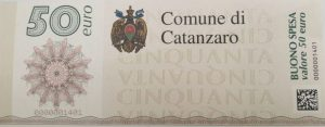 Ecco i buoni spesa distribuiti dal comune di Catanzaro