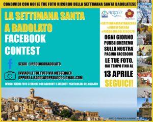 Al via la campagna social #settimanasantadacasa della Pro Loco di Badolato per la Pasqua 2020
