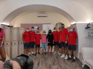 Volley Soverato, nuova partneship con la stilista Azzurra Di Lorenzo