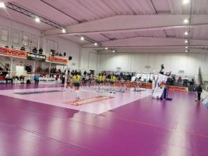 Un grande Volley Soverato stende Marignano