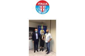 Soverato, Azzurra Ranieri aderisce all'U.D.C.