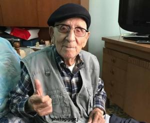 VIDEO | Vincenzo Nardi di Simbario oggi compie 108 anni!