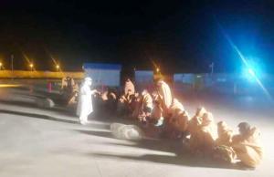 Nuovo sbarco di migranti in Calabria, arrivati in 43 su una barca a vela