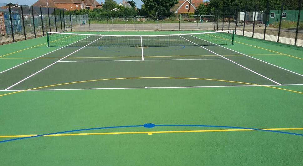 Tennis Court Construction in Kent Surrey and Sussex