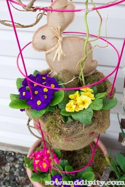 Stuffed Burlap Easter Bunny_new
