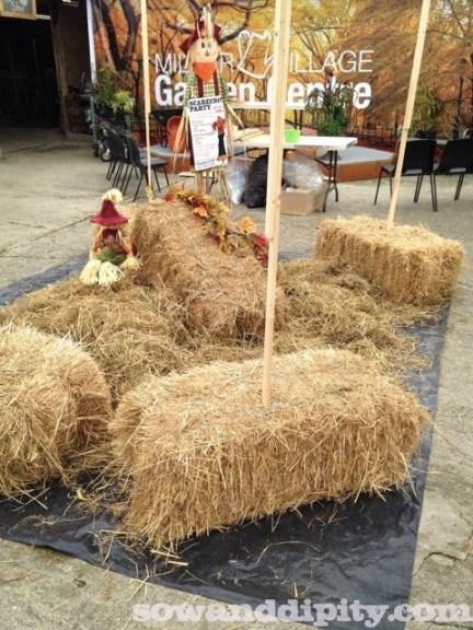 hay station
