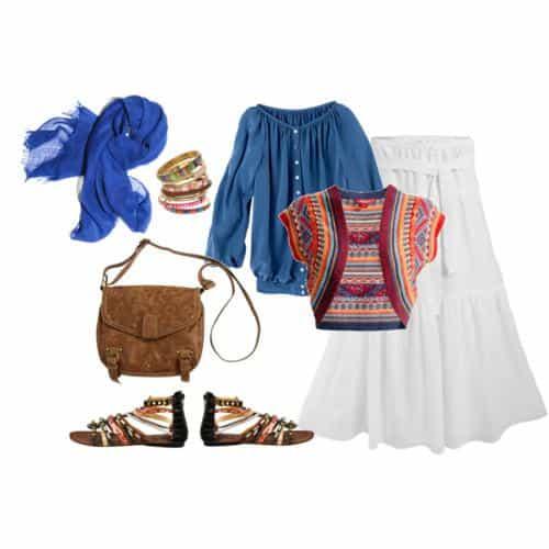 صور موديلات ملابس محجبات كاجوال جميلة