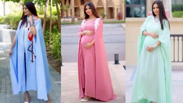صور أفضل ملابس وأزياء الحوامل للصيف 2018