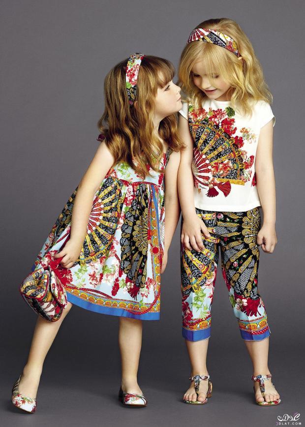 صور أحدث أزياء عيد الفطر للبنات جامدة