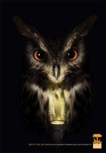 blog halloween owl