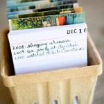 Monday Mini Project: DIY Calendar Journal
