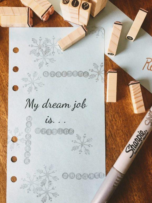 Journaling Printable