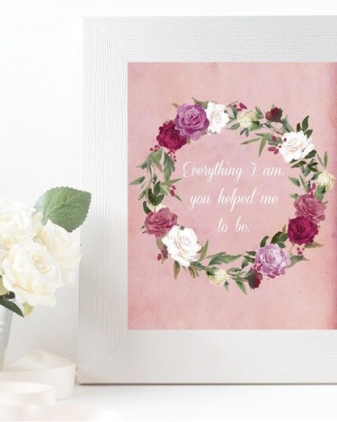 Free Printable Downloads for Mother's Day