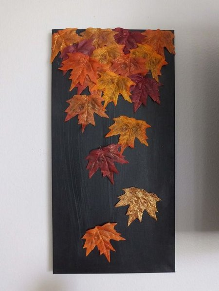 2-Leaf Canvas