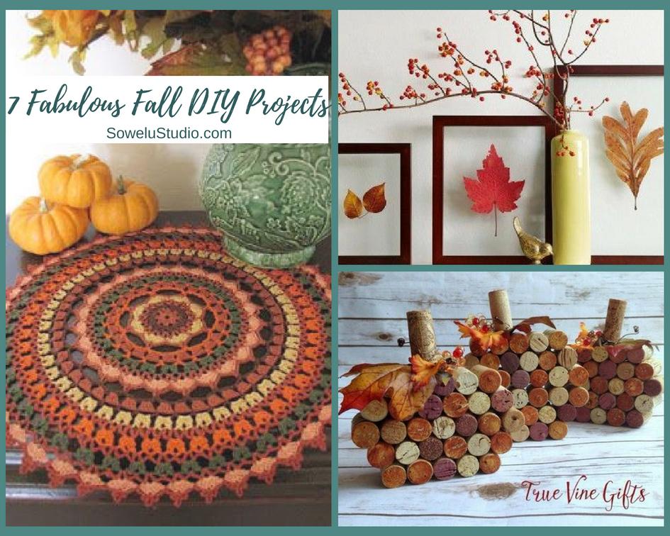 7 fabulous fall diy