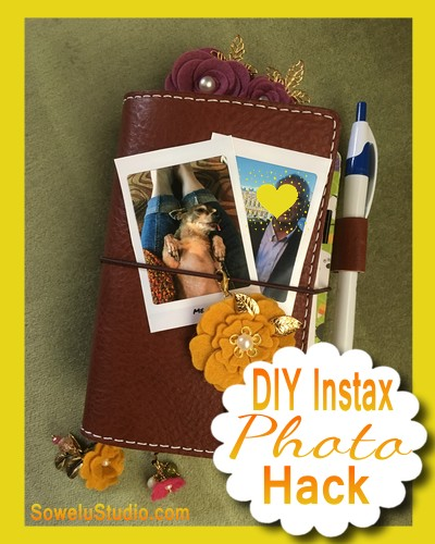 Creating DIY Instax Photos Without a Polaroid Camera