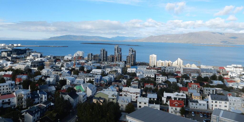 5 Day Trips from Reykjavik: Downtown Reykjavik and Blue Lagoon