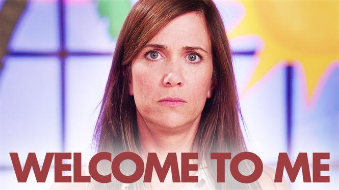 Netflix Pick - Welcome to Me - So Wizard Podcast - Written