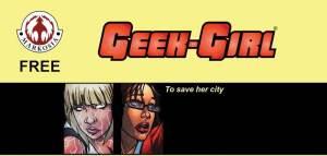 Geek-Girl Free Banner
