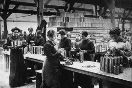 Mobilisation féminine