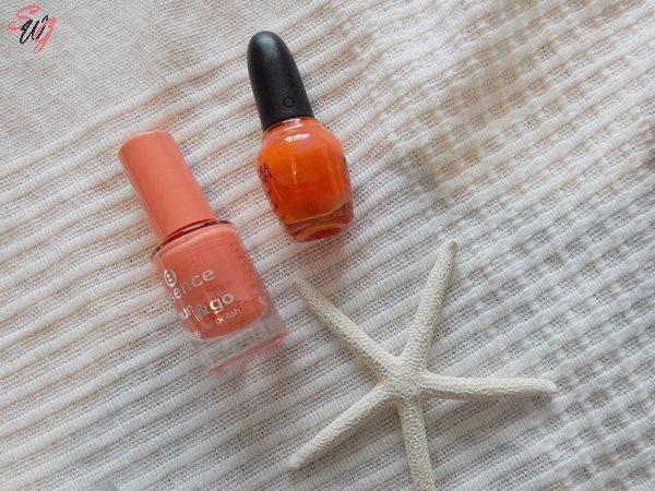 Vernis orange