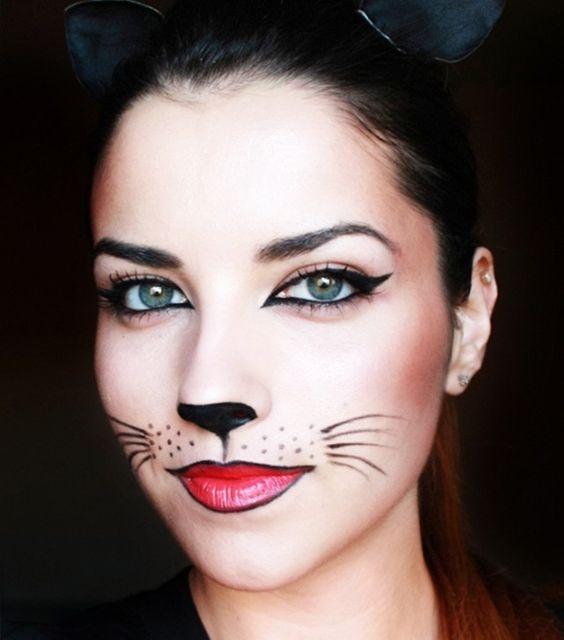 Quel maquillage d\u0027Halloween vous inspire le plus ?
