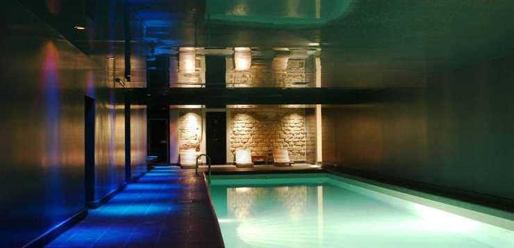 spa hotel saint-james piscine
